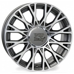 WSP Cento Anthracite Polished