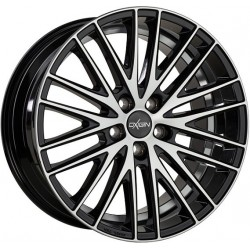 Oxigin 19 Oxspoke Black Full Polished