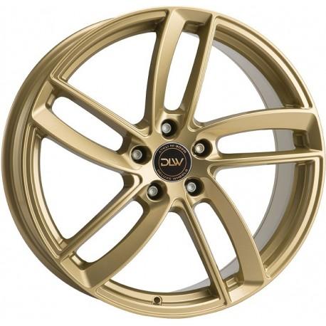 DLW ELiTE Gold Polished