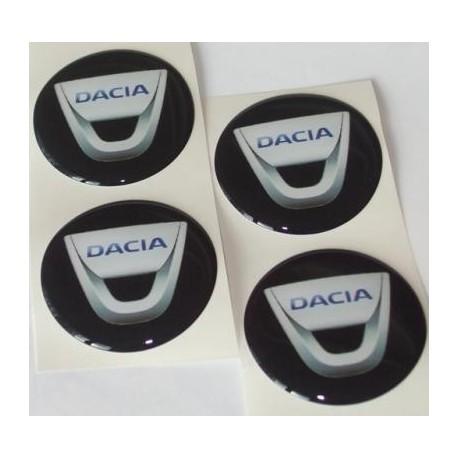 Samolepky Dacia