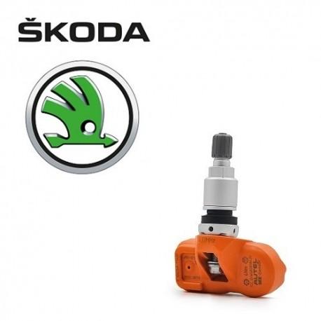 Škoda TPMS senzor tlaku v pneumatike