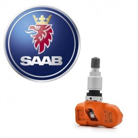 Saab TPMS senzor tlaku v pneumatike