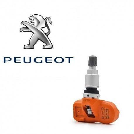 Peugeot TPMS senzor tlaku v pneumatike