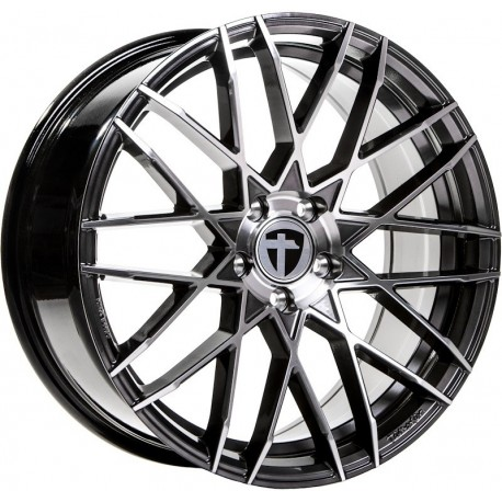Tomason TN19 Dark Hyperblack Polished
