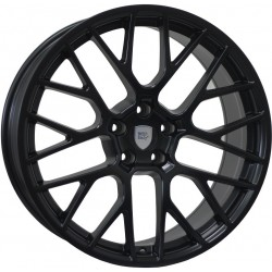 Porsche Fuji Dull Black