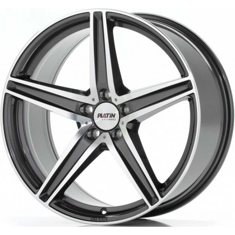 Platin P85 Grey Polished