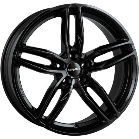 Carmani 13 Twinmax Black