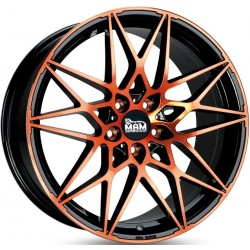 MAM B2 Black Front Orange
