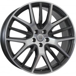 WSP Florence Anthracite Polished