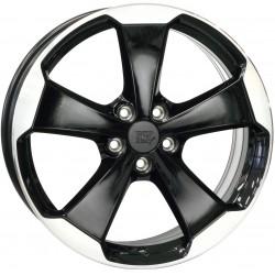 WSP Laceno Golf GTi Glossy Black Polished