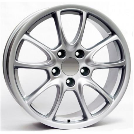 Porsche Corsair Silver