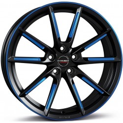 Borbet LX Black Blue