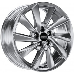 Ronal R70 Platinum Silver