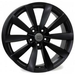 Volkswagen Rostock Dull Black