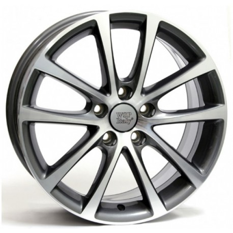 WSP Eos Riace Anthracite Polished