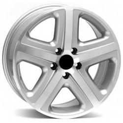 WSP Albanella Silver Polished