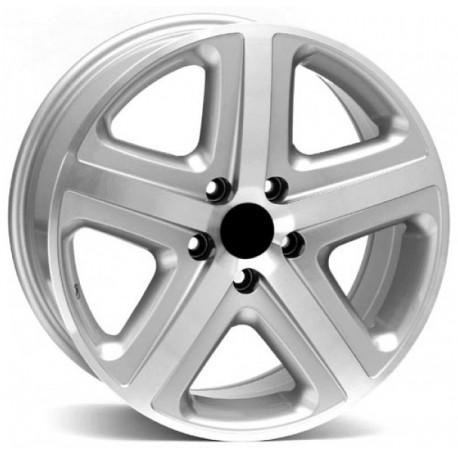 Volkswagen Albanella Silver