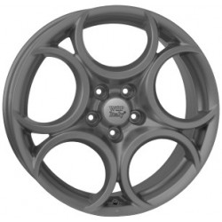 Alfa Romeo Romeo Matt Gun Metal