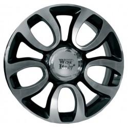 WSP Ercolano Glossy Black Polished