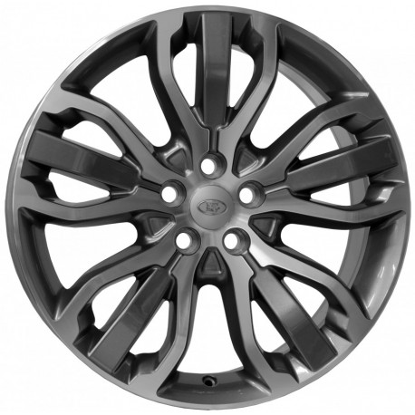 WSP Bray Anthracite Polished