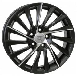Alfa Romeo Giulietta Dull Black Polished
