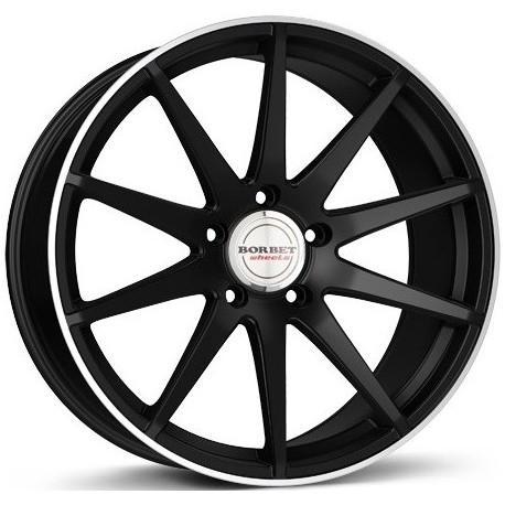 Borbet GTX Black