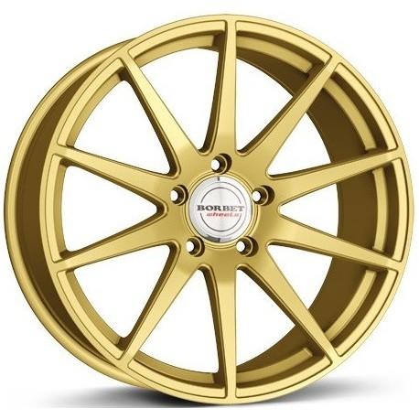Borbet GTX Gold