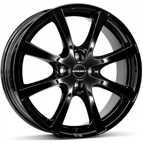 Borbet LV4 Black