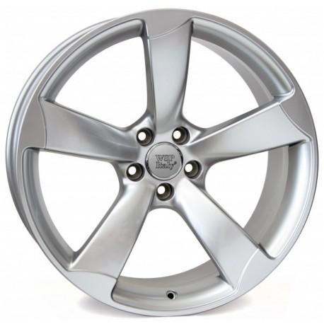 Audi Giasone Hyper Silver