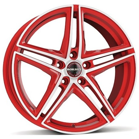 Borbet XRT Red