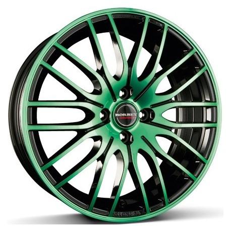 Borbet CW4 Green