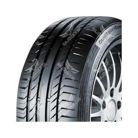 245/35R18 Continental CONTI SPORT CONTACT 5 92Y TL XL FR