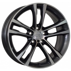WSP Achille Anthracite Polished