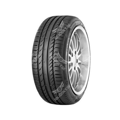 265/45R20 Continental CONTI SPORT CONTACT 5 SUV 108Y TL XL ZR FR